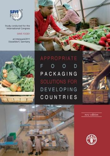 Appropriate food packaging solutions for developing countries (Paperback)