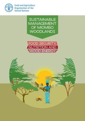 Sustainable Management of Miombo Woodlands: Food Security, Nutrition and Wood Energy (Paperback)