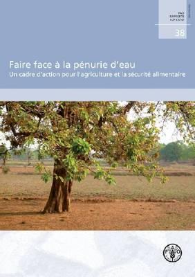 Faire face a la penurie de l'eau: Un cadre d'action pour l'agriculture et la securite alimentaire (Paperback)
