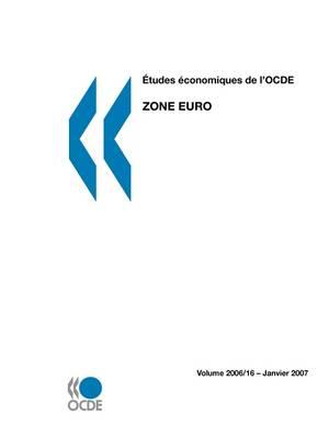 Etudes Conomiques de L'Ocde: Zone Euro 2006 (Paperback)