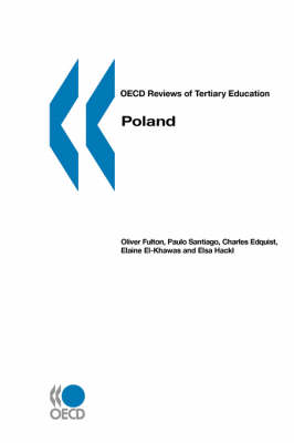 OECD Reviews of Tertiary Education Poland (Paperback)