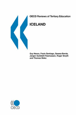 OECD Reviews of Tertiary Education Iceland (Paperback)
