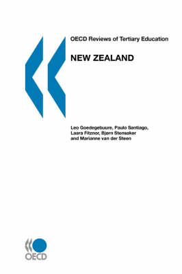 OECD Reviews of Tertiary Education New Zealand (Paperback)