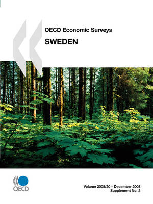 OECD Economic Surveys: Sweden 2008 (Paperback)