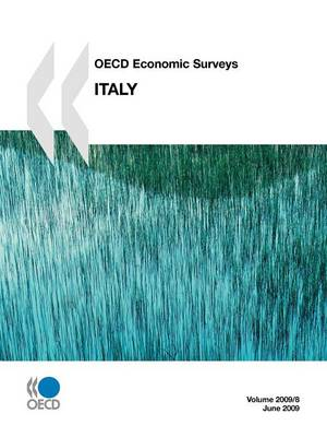 OECD Economic Surveys: Italy 2009 (Paperback)