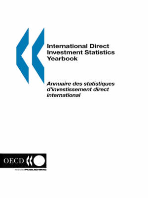International Direct Investment Statistics Yearbook 2000 (Paperback)