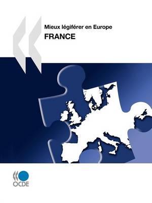 Mieux L GIF Rer En Europe: France 2010 (Paperback)