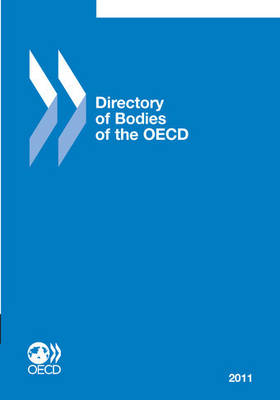 Directory of Bodies of the OECD (Paperback)