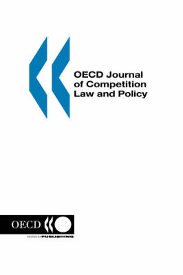 Oecd Journal of Competition Law and Policy: Volume 1 Issue 4 (Paperback)