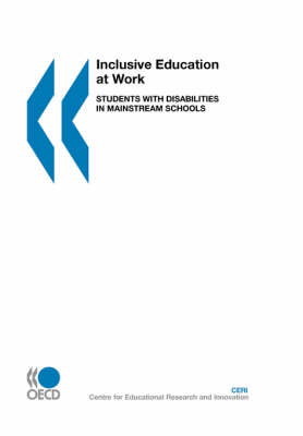 Inclusive Education at Work: Students with Disabilities in Mainstream Schools (Paperback)