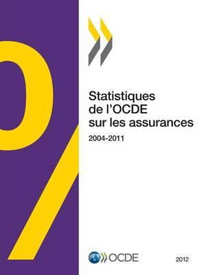 Statistiques de L'Ocde Sur Les Assurances 2012 (Paperback)