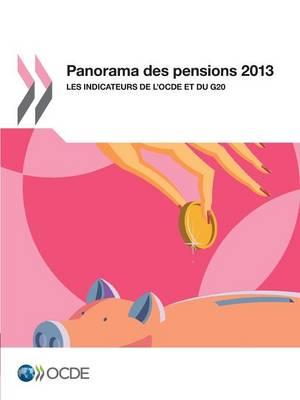 Panorama Des Pensions 2013: Les Indicateurs de L'Ocde Et Du G20 (Paperback)