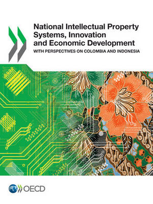National intellectual property systems, innovation and economic development: with perspectives on Colombia and Indonesia (Paperback)