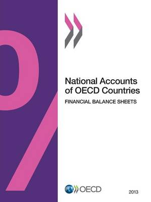 National accounts of OECD countries: financial balance sheets 2013 (Paperback)