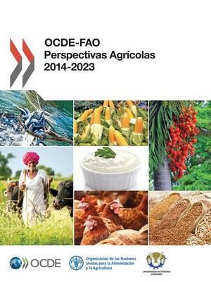 Ocde-Fao Perspectivas Agricolas 2014 (Paperback)