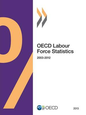 OECD labour force statistics 2003-2012 (Paperback)