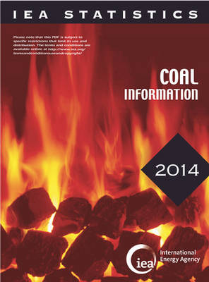 Coal Information: With 2013 Data - Coal Information (Paperback)