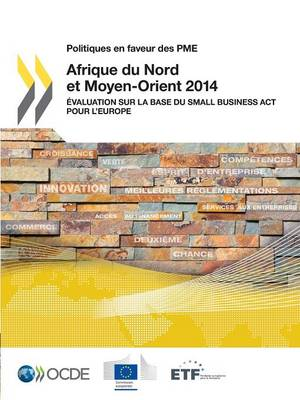 Politiques En Faveur Des Pme Afrique Du Nord Et Moyen-Orient 2014:  valuation Sur La Base Du Small Business ACT Pour l'Europe (Paperback)