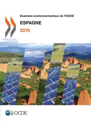 Examens Environnementaux de L'Ocde: Espagne 2015 (Paperback)