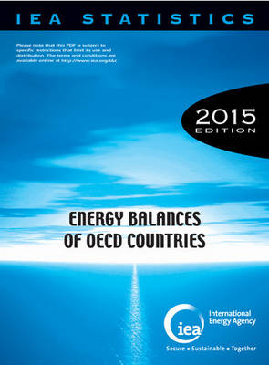 Energy balances of OECD countries (Paperback)