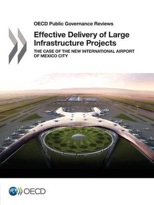 Effective delivery of large infrastructure projects: the case of the new international airport of Mexico City - OECD public governance reviews (Paperback)