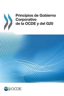Principios de Gobierno Corporativo de La Ocde y del G20 (Paperback)