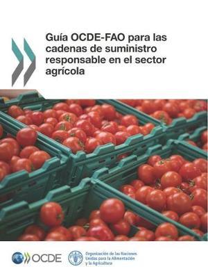 Gu a Ocde-Fao Para Las Cadenas de Suministro Responsable En El Sector Agr cola (Paperback)