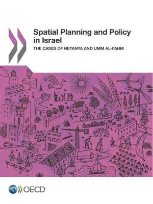 Spatial planning and policy in Israel: the cases of Netanya and Umm Al-Fahm (Paperback)