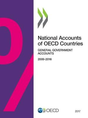National accounts of OECD countries: general government accounts 2017 (Paperback)