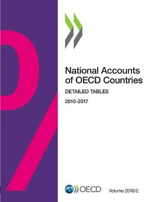 National accounts of OECD countries: detailed tables - National accounts of OECD countries: detailed tables (Paperback)
