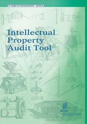 Intellectual Property Audit Tool (Paperback)