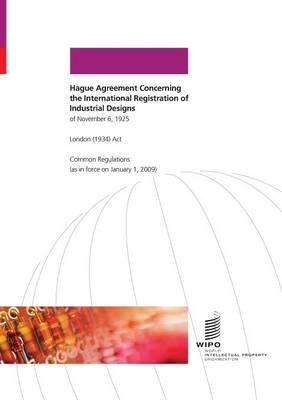 London (1934) - Hague Agreement Concerning the International Registration of Industrial Designs (Paperback)
