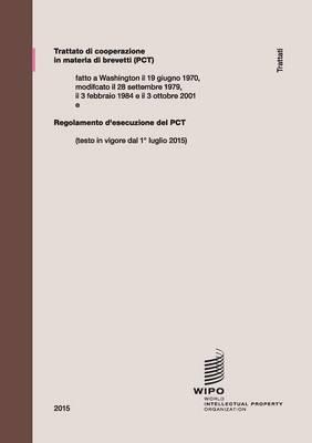 Trattato Di Cooperazione in Materia Di Brevetti (PCT) (Paperback)