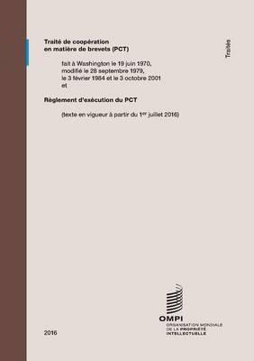 Traite de Cooperation En Matiere de Brevets (PCT) (Paperback)