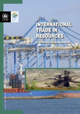 International trade in resources: a biophysical assessment (Paperback)
