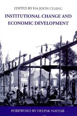 Institutional change and economic development (Paperback)