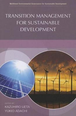 Transition management for sustainable development (Paperback)