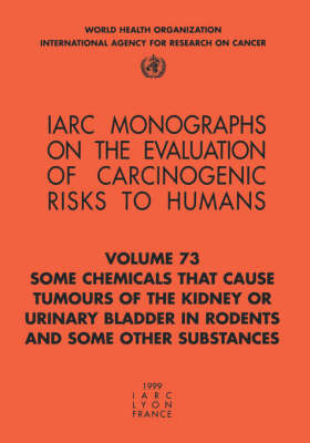 Some Chemicals That Cause Tumours of the Kidney or Urinary Bladder in Rodents and Some Other Substances: IARC Monographs on the Evaluation of Carcinogenic Risks to Humans - IARC Monographs v. 73 (Paperback)