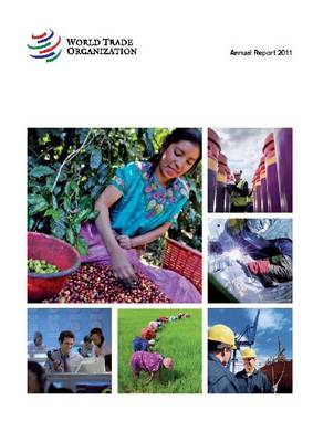 WTO: Annual Report 2011 (Paperback)