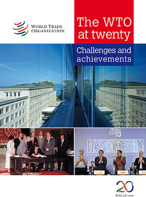 The WTO at twenty: challenges and achievements (Paperback)