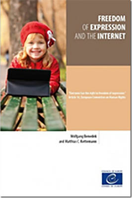 Freedom of expression and the internet (Paperback)