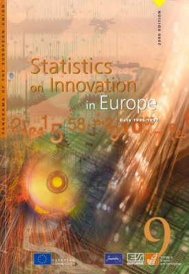 Statistics on Innovation in Europe: Data 1996-1997 (Paperback)