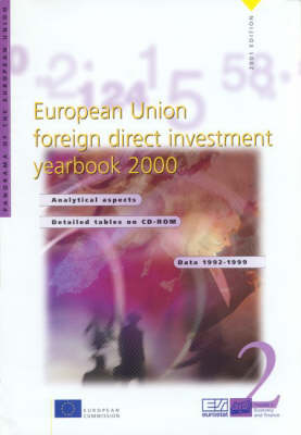 European Union Foreign Direct Investment Yearbook: Analytical Aspects - Data 1992-1999 - European Union foregin direct investment
