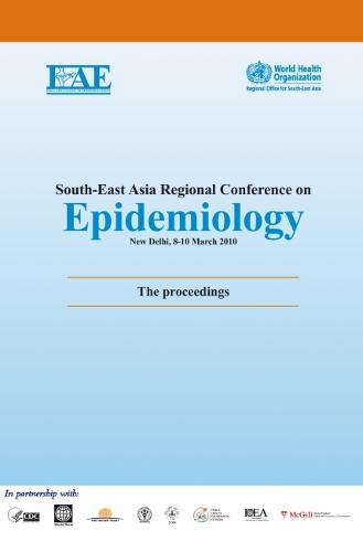 South-East Asia Regional Conference on Epidemiology: The Proceedings - Searo Nonserial Publication (Paperback)
