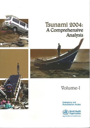 Tsunami 2004: a comprehensive analysis (2 volumes) (Paperback)