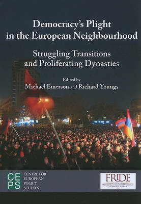 Democratisation's Plight in the European Neighbourhood: Causes and Failing Responses (Paperback)