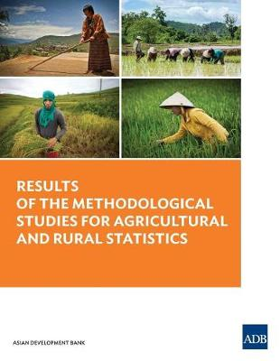 Results of the Methodological Studies for Agricultural and Rural Statistics (Paperback)