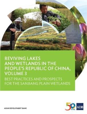 Reviving Lakes and Wetlands in People's Republic of China, Volume 3: Best Practices and Prospects for the Sanjiang Plain Wetlands (Paperback)