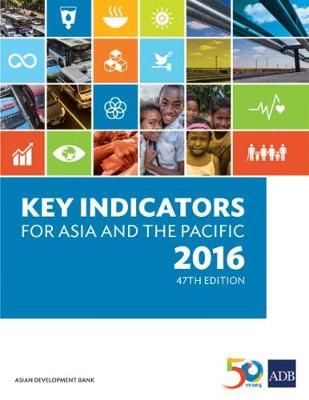 Key Indicators for Asia and the Pacific 2016 (Paperback)