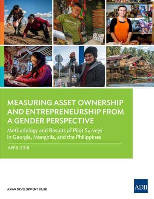 Measuring Asset Ownership and Entrepreneurship from a Gender Perspective: Methodology and Results of Pilot Surveys in Georgia, Mongolia, and the Philippines (Paperback)